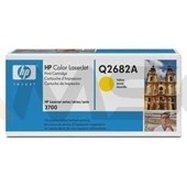 Toner HP LJ 3700A Yellow