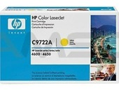 Toner HP LJ 4600/4650 Yellow