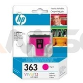 Tusz HP 363 Magenta (3,5ml)