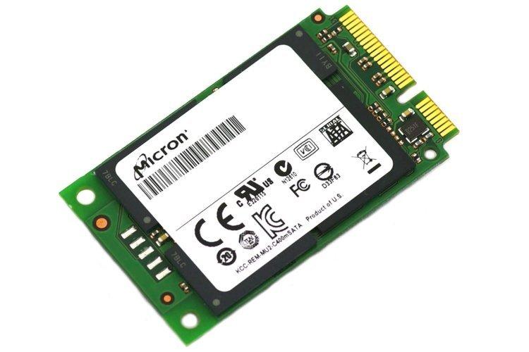 Dysk SSD mSATA Micron 256GB Laptop PC