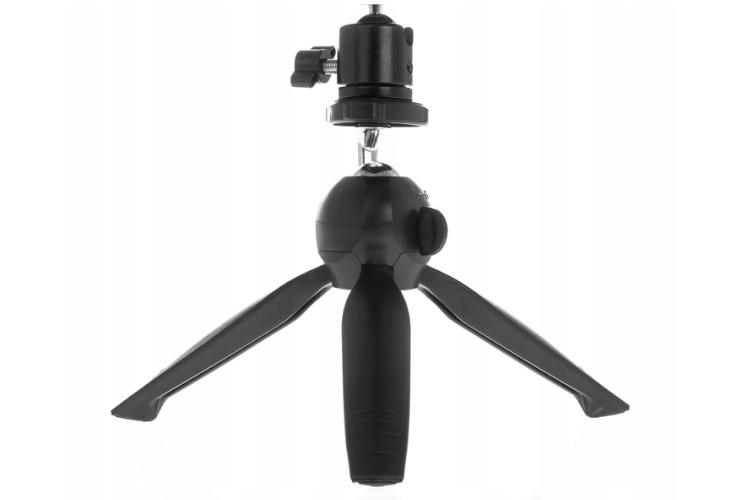 Lampa Pierścieniowa Tracer z Mini Statywem 26cm USB TRAOSW46747