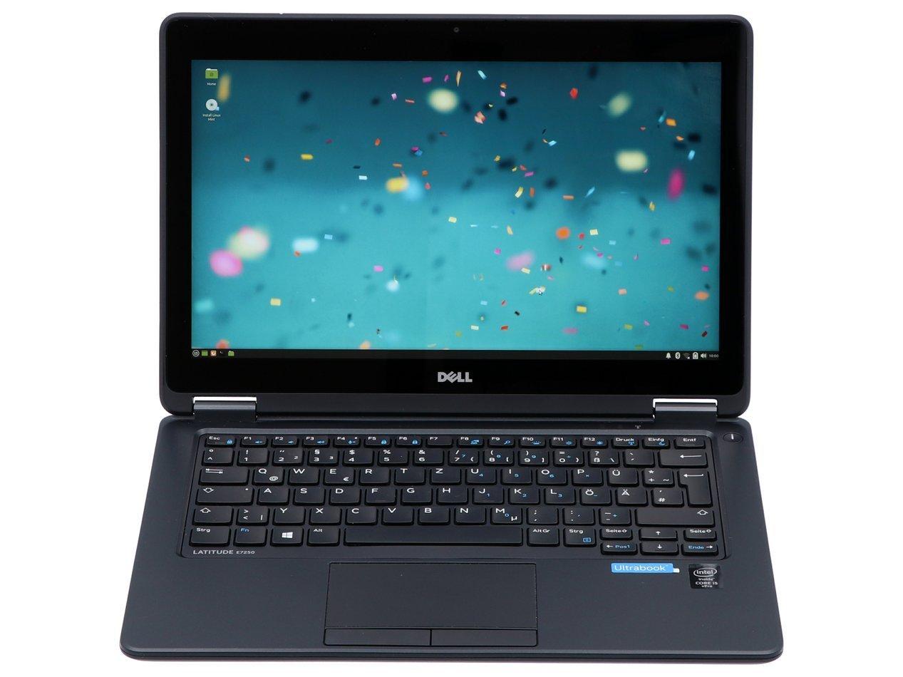 Dotykowy Dell Latitude E7250 i5-5300U 1920x1080 Klasa A S/N: 16KTH72