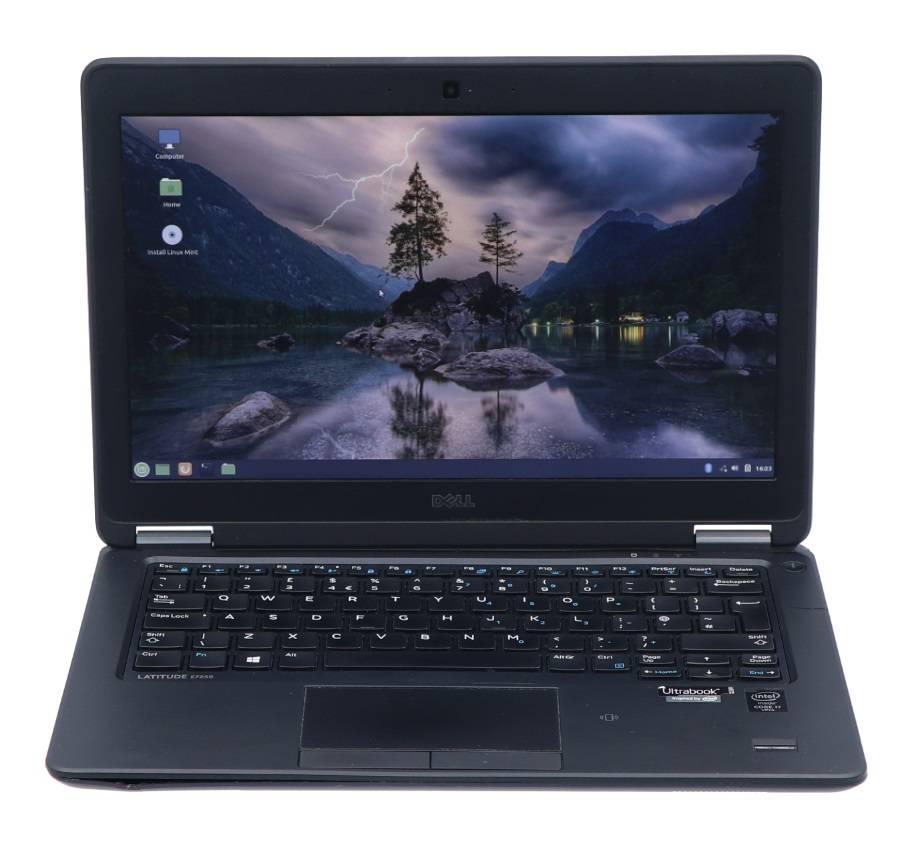 Dell Latitude E7250 i7-5600U 1366x768 Klasa B S/N: H2D6V32