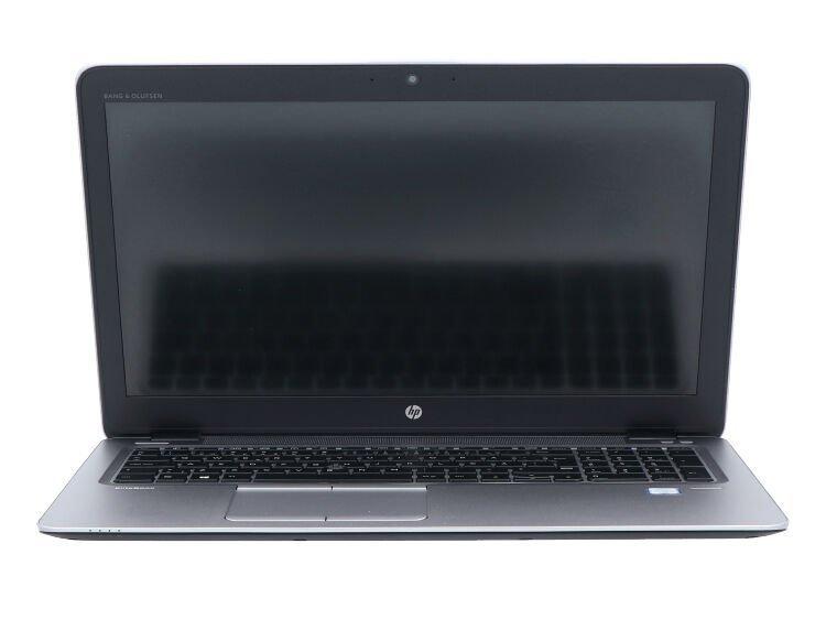 Laptop HP EliteBook 850 G3 GRW i7-6500U 8GB NOWY DYSK 240GB SSD 1920x1080 Klasa A Dysk zewnętrzny 1TB + Mysz