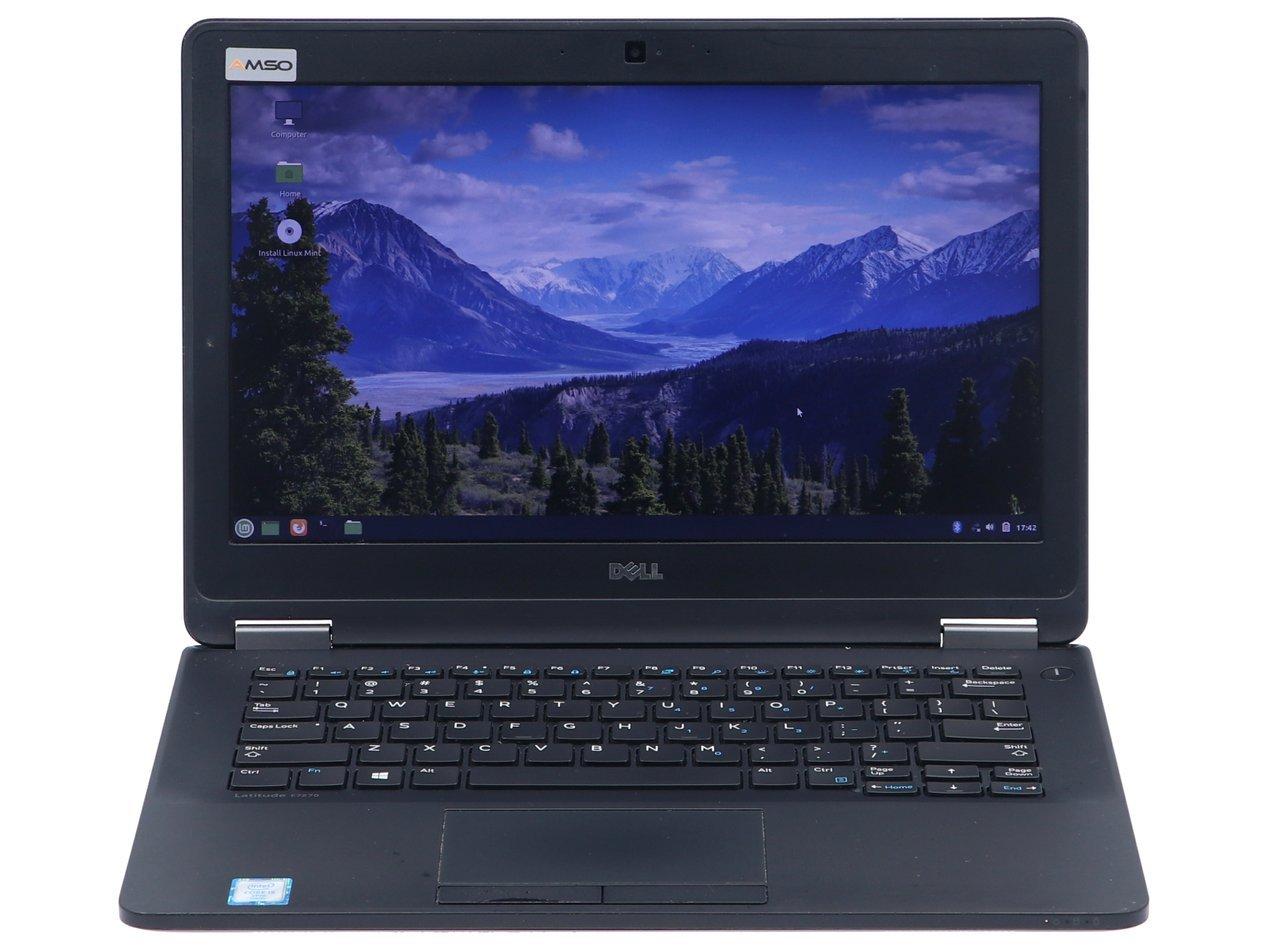 Dell Latitude E7270 i5-6300U 1366x768 Klasa A- S/N: 7GC82H2