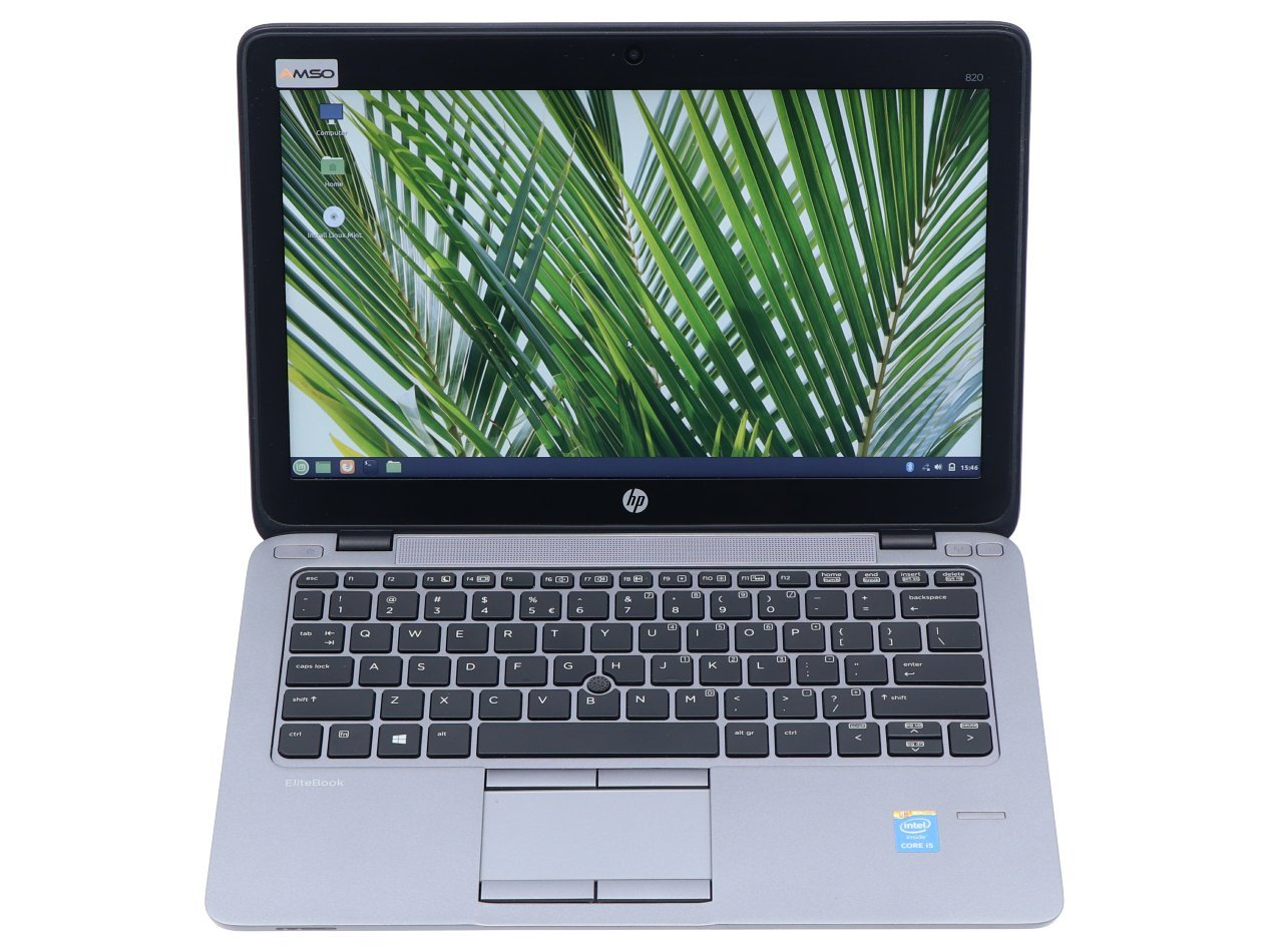 HP EliteBook 820 G2 i5-5300U 12,5