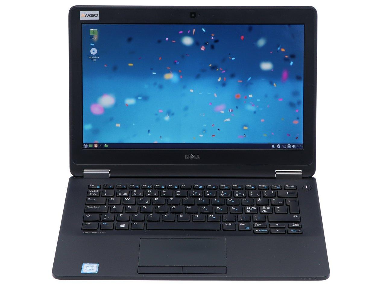 Dell Latitude E7270 i5-6200U 1366x768 Klasa A S/N: BTKRRC2