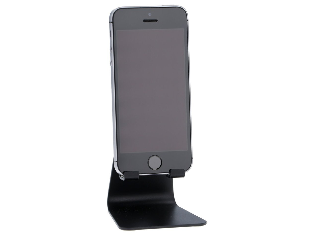 APPLE iPhone SE A1723 128GB LTE Retina Powystawowy Space Gray S/N: DX3V18J0HTVX