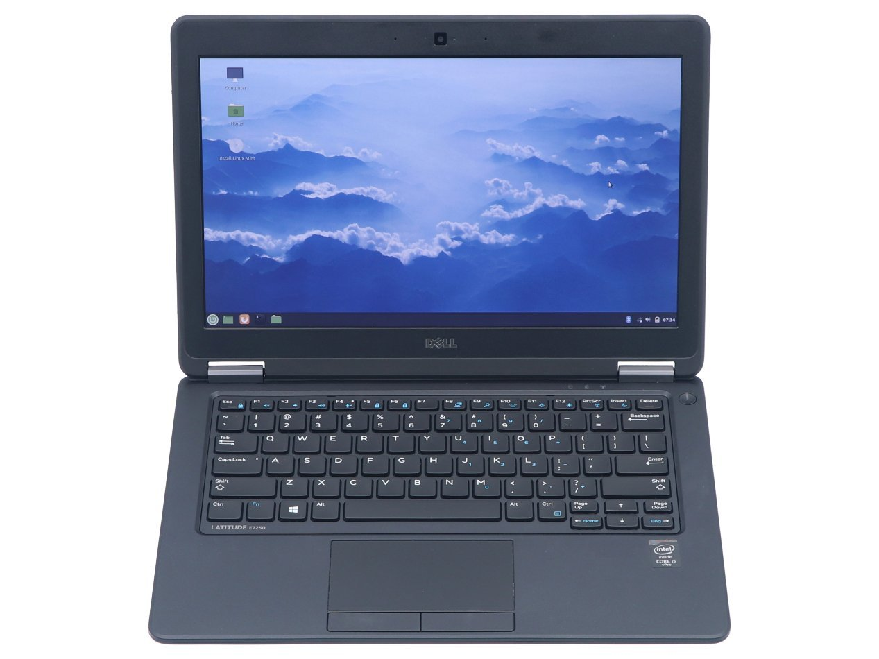 Dell Latitude E7250 i5-5300U 1366x768 Klasa A S/N: 3TCMY52