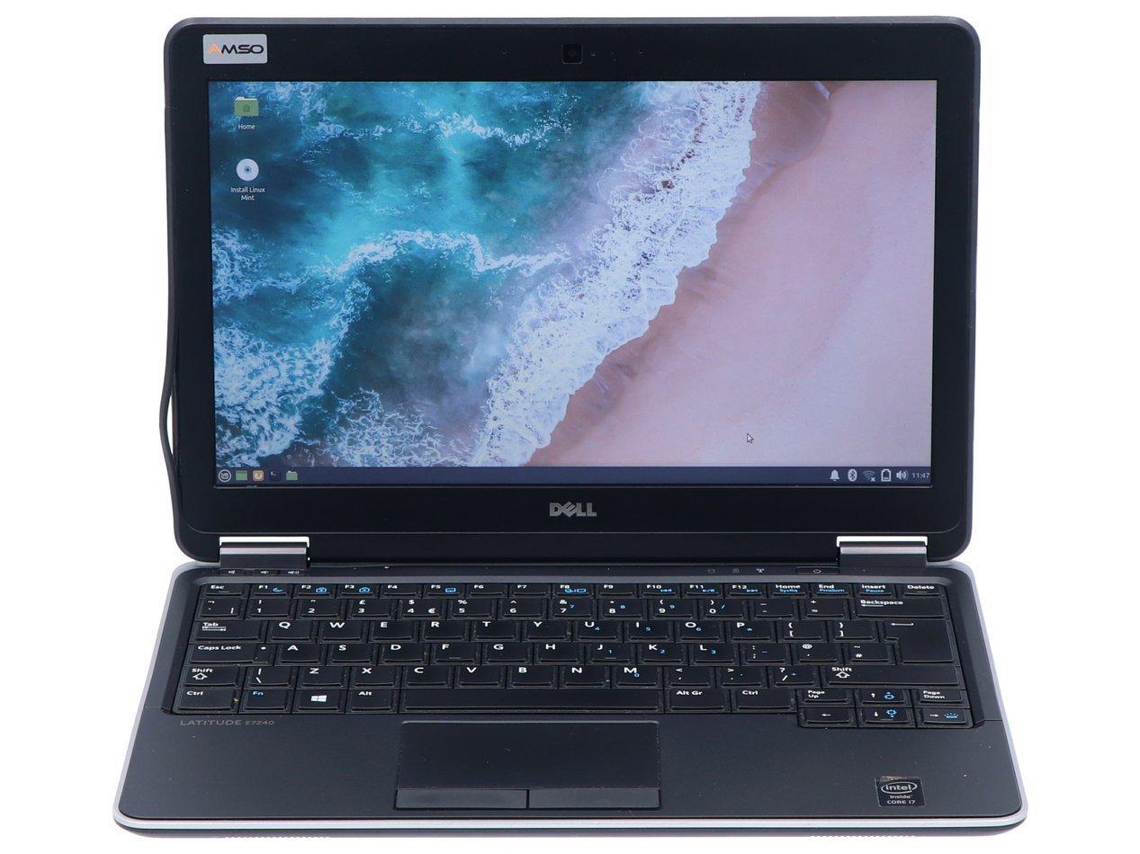 Dell Latitude E7240 Intel i7-4600U 1366x768 Klasa B S/N: 5P0MVZ1