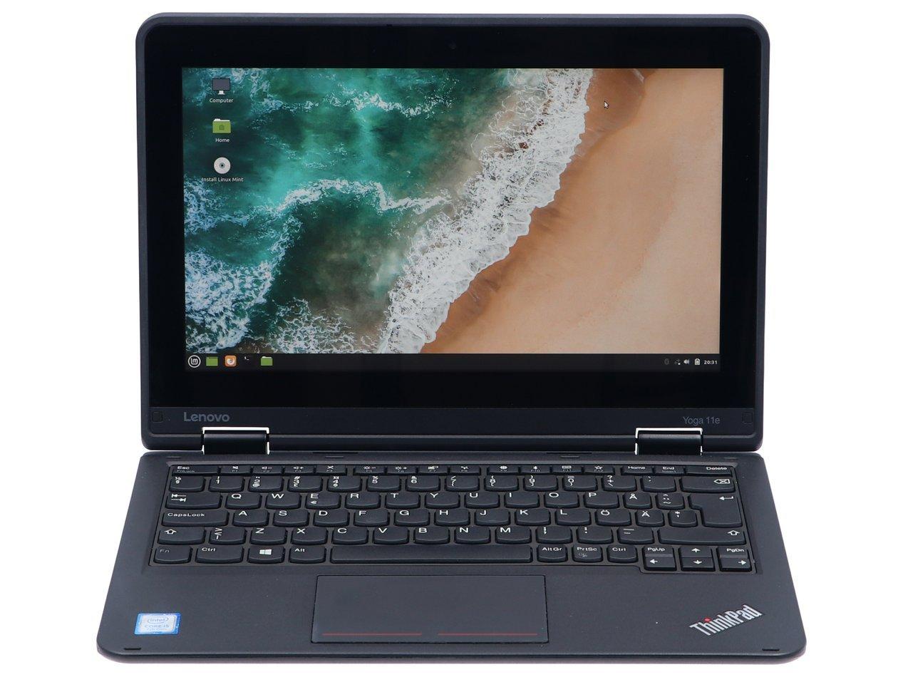 Hybrydowy Lenovo ThinkPad Yoga 11e 4th Gen i5-7200U 1366x768 Klasa A S/N: LR099XCT