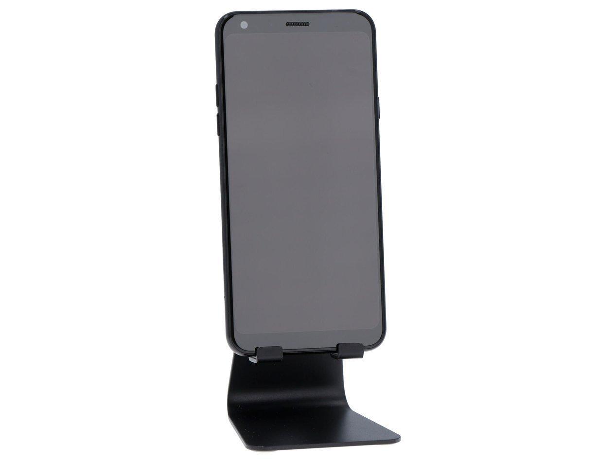 LG Q7 LM-Q610 1080x2160 3GB 32GB Black Powystawowy S/N: LMQ610WGDERKWC59WC