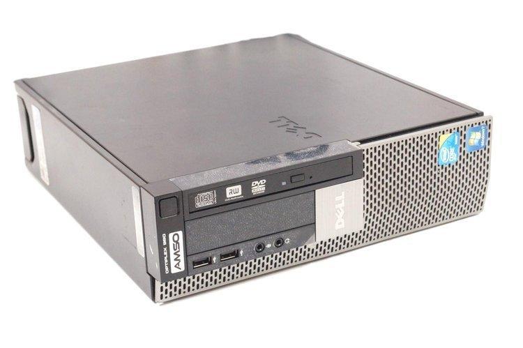 Dell Optiplex 980 SFF i3-530 2.93GHz 4GB 120GB SSD DVD Windows 10 Home PL
