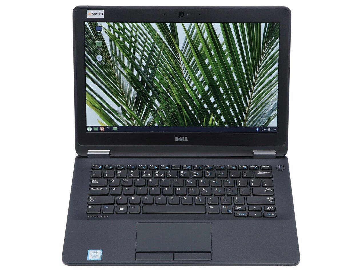 Dell Latitude E7270 i5-6300U 1366x768 Klasa A- S/N: G9P6NC2