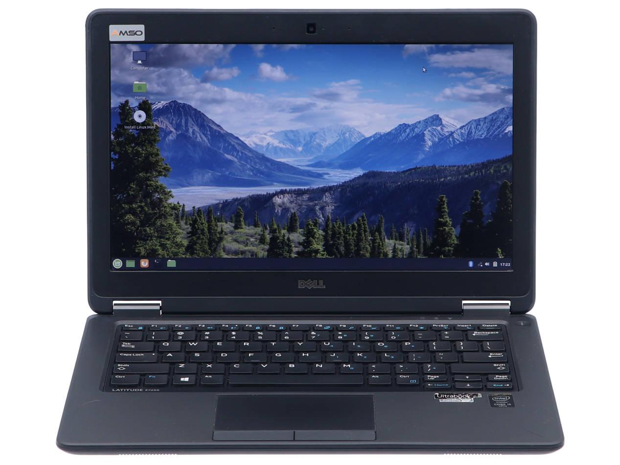 Dell Latitude E7250 i5-5300U 1366x768 Klasa A S/N: GW2XY52