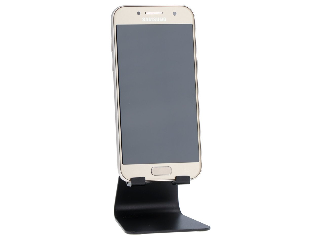Samsung Galaxy A3 2017 2GB 16GB 720x1280 Gold Powystawowy S/N: RF8K32GQ8SL