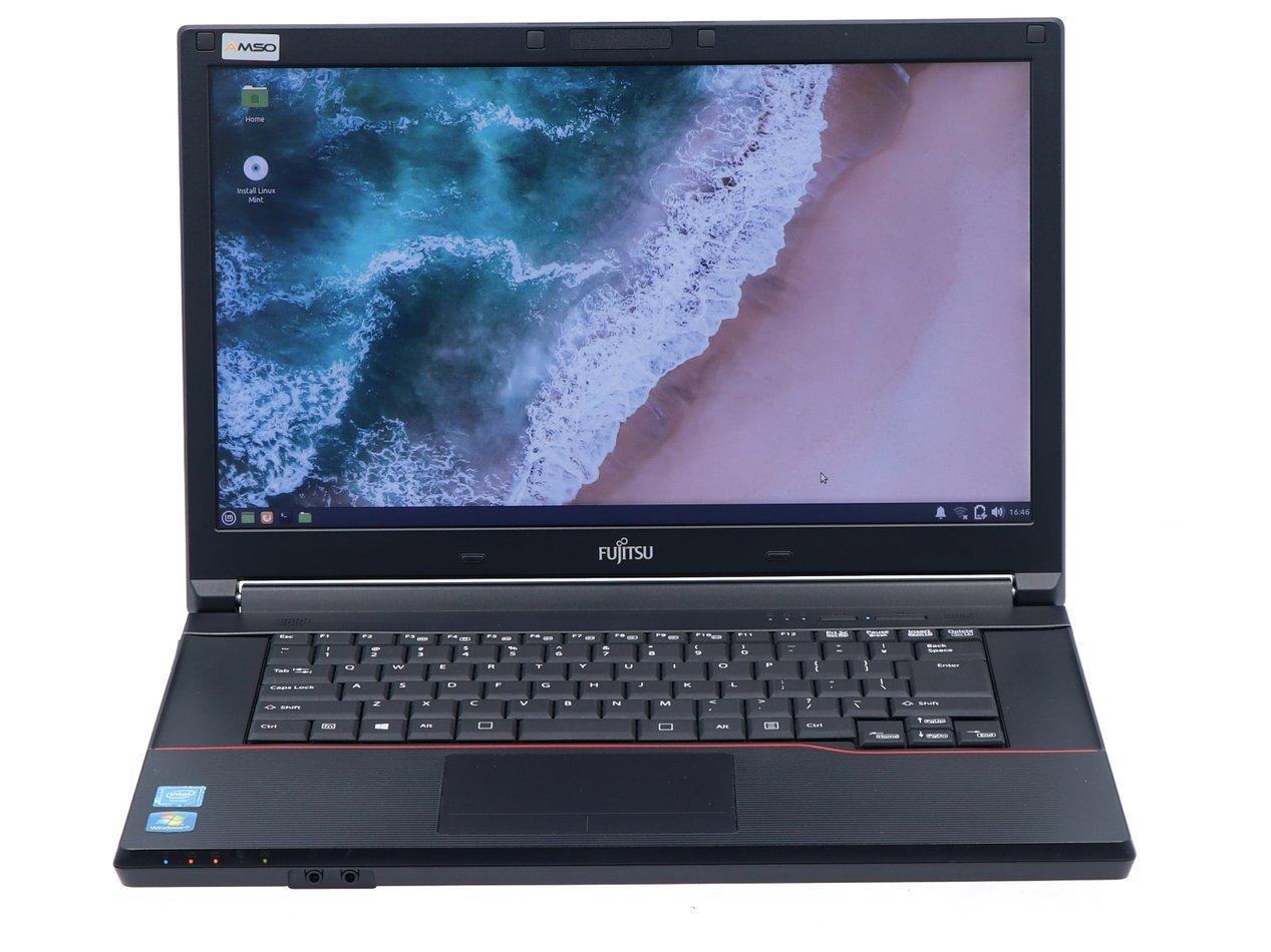 Fujitsu LifeBook A574 Intel Celeron 2950M 1366x768 15,6