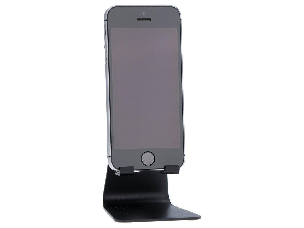 APPLE iPhone SE A1723 32GB LTE Retina Powystawowy Space Gray S/N: DX3X6YS0HTVL