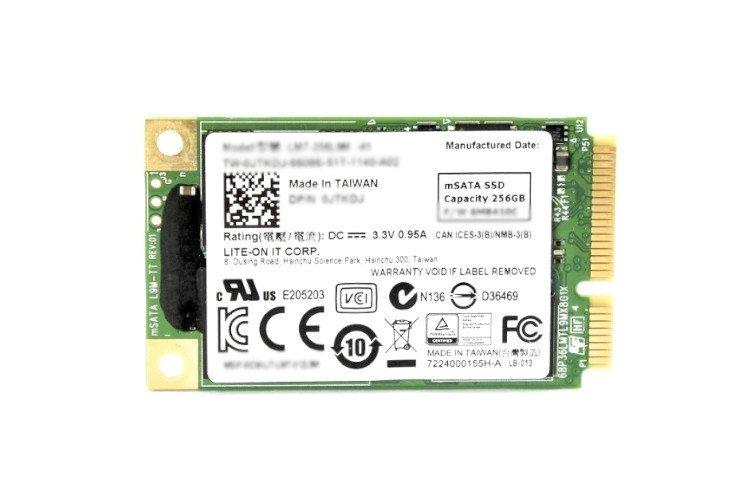Dysk LiteOn 256GB SSD mSATA Laptop PC