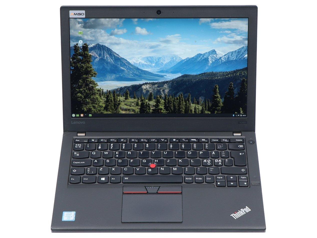 Lenovo ThinkPad X260 i5-6300U 1920x1080 Klasa A- S/N: PC0G915C