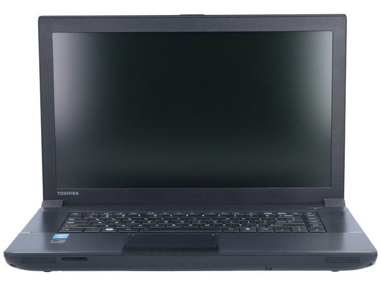 Toshiba Satellite Pro A50 BK i3-4000M 8GB 120GB SSD 1366x768 QWERTY PL Klasa A+ Windows 10 Professional + Kamera internetowa