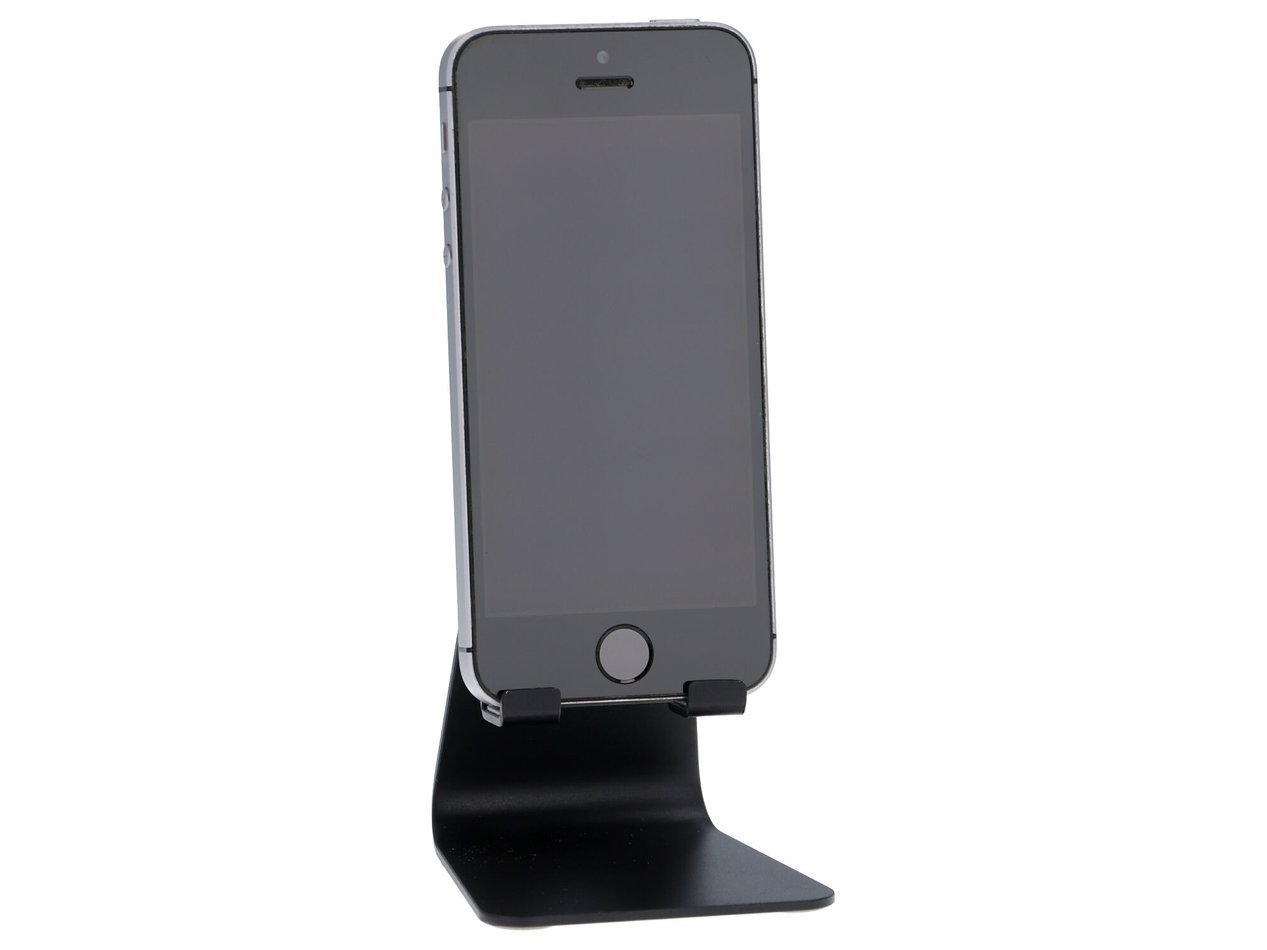 APPLE iPhone SE A1723 16GB LTE Retina Powystawowy Space Gray S/N: DX4T2JBGH2XJ