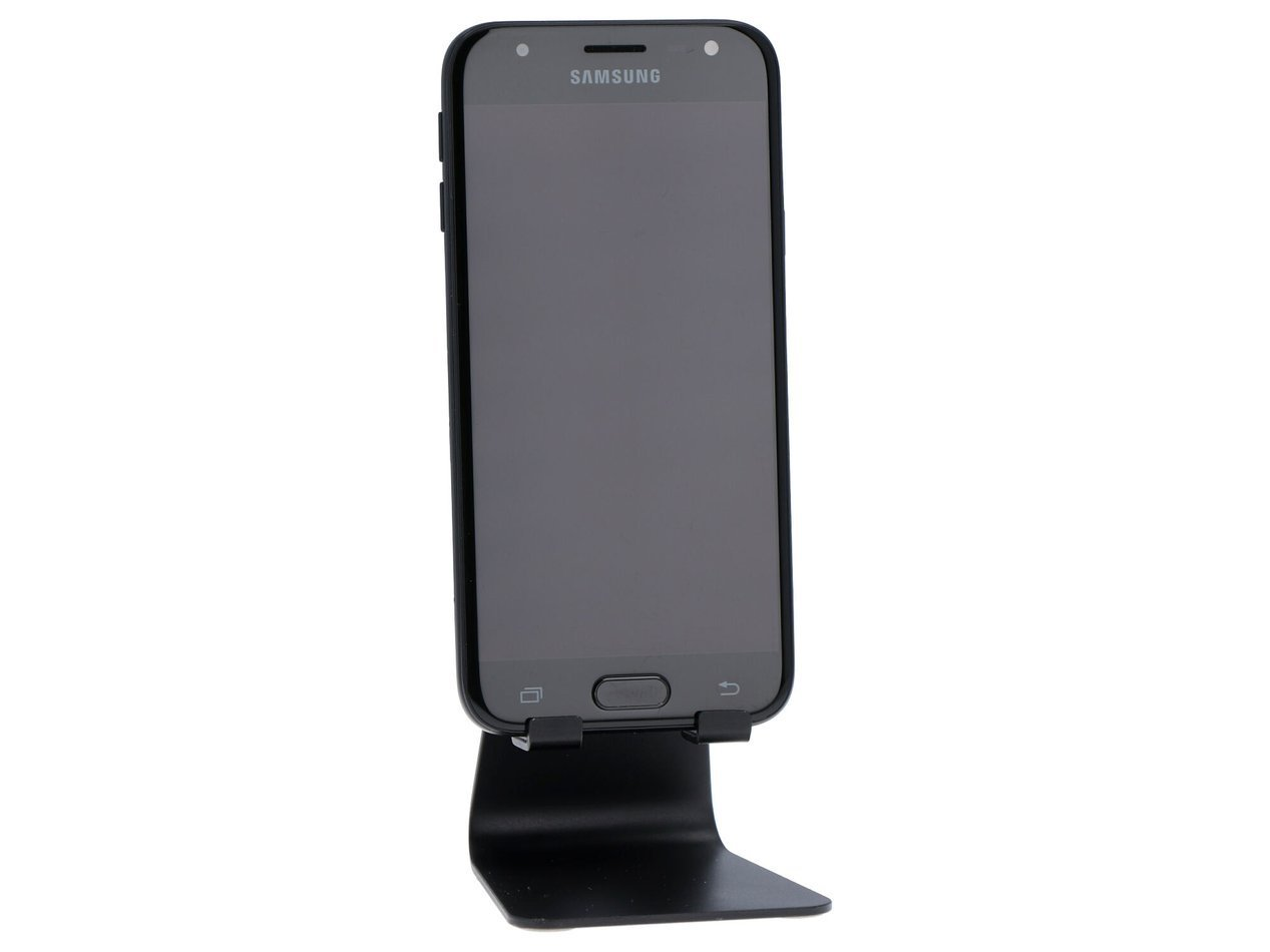 Samsung Galaxy J3 2017 2GB 16GB 720x1280 Dual SIM Powystawowy S/N: R58JB1FL9KF