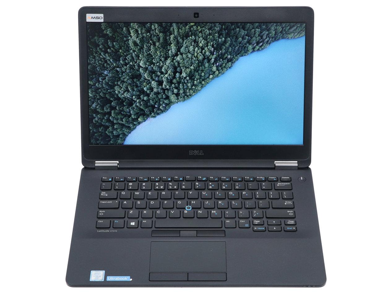 Dell Latitude E7470 i5-6300U 14