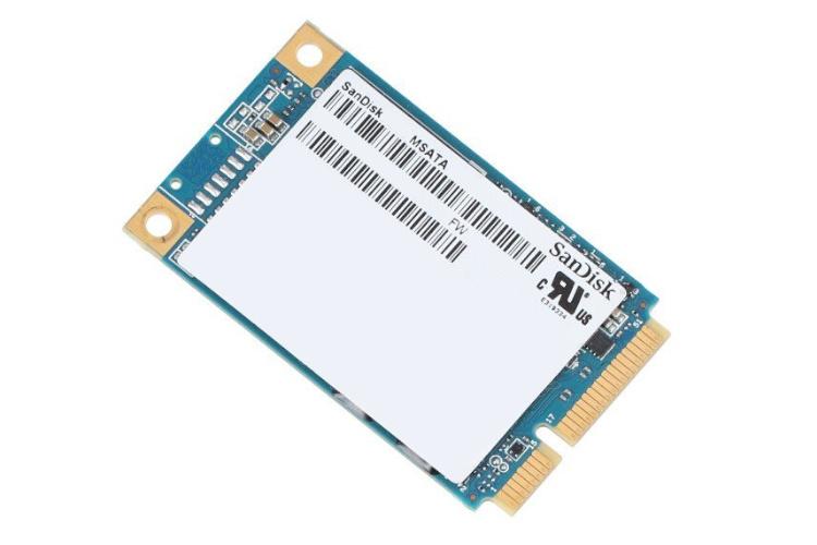 Dysk SSD Sandisk 256GB mSATA Laptop PC