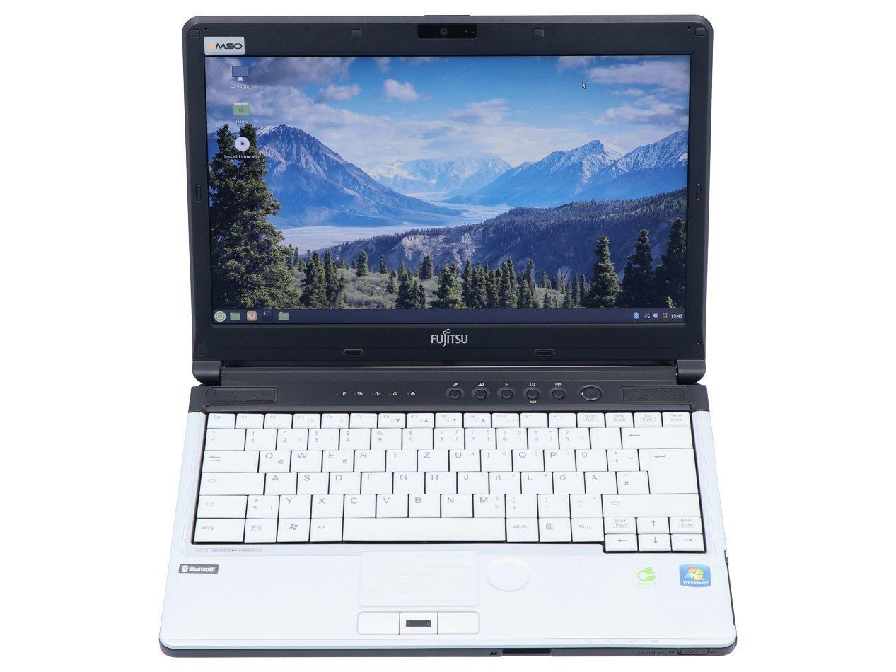Fujitsu LifeBook S761 i5-2430M 1366x768 13,3