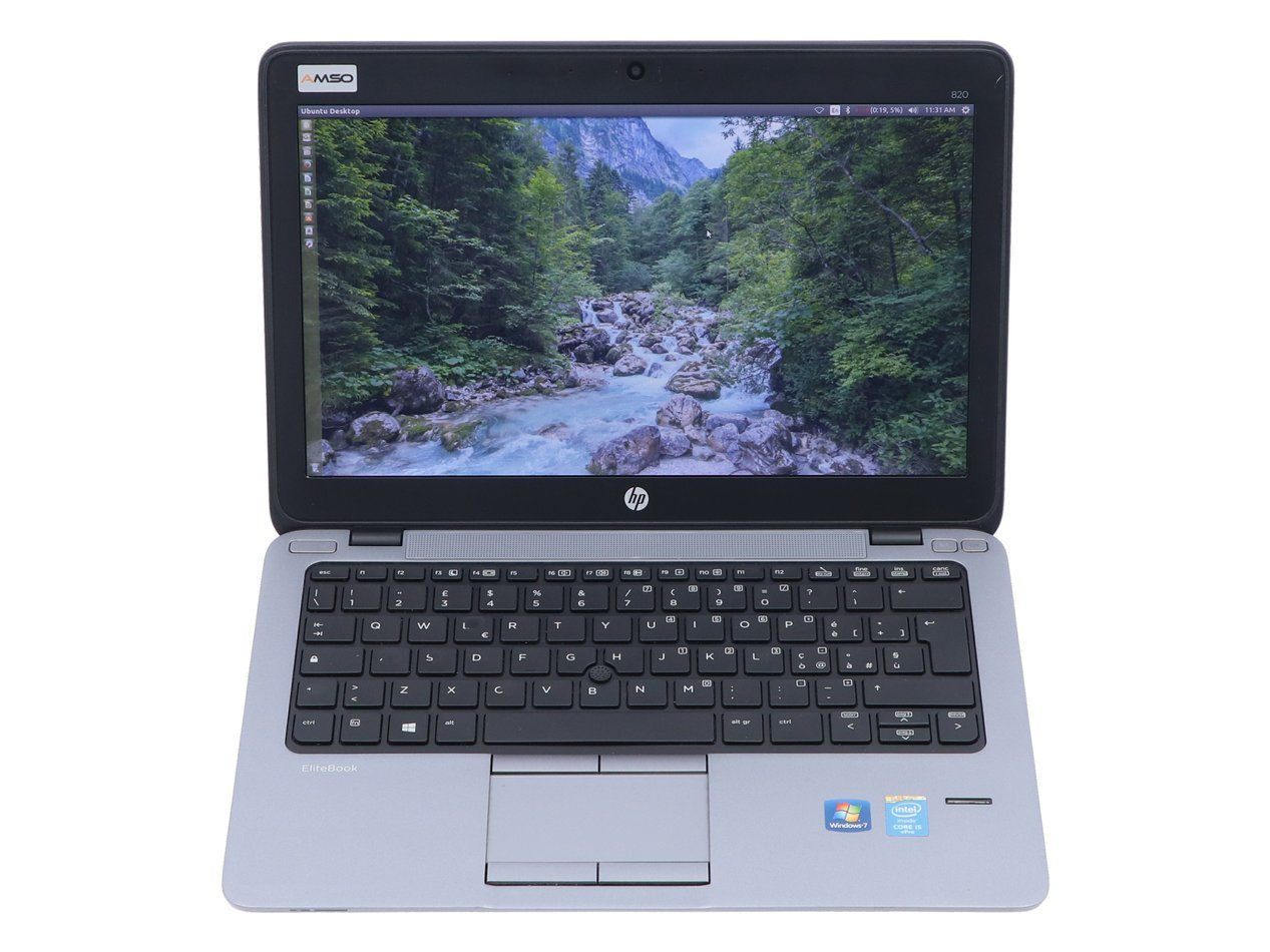 HP EliteBook 820 G1 i5-4300U 12,5