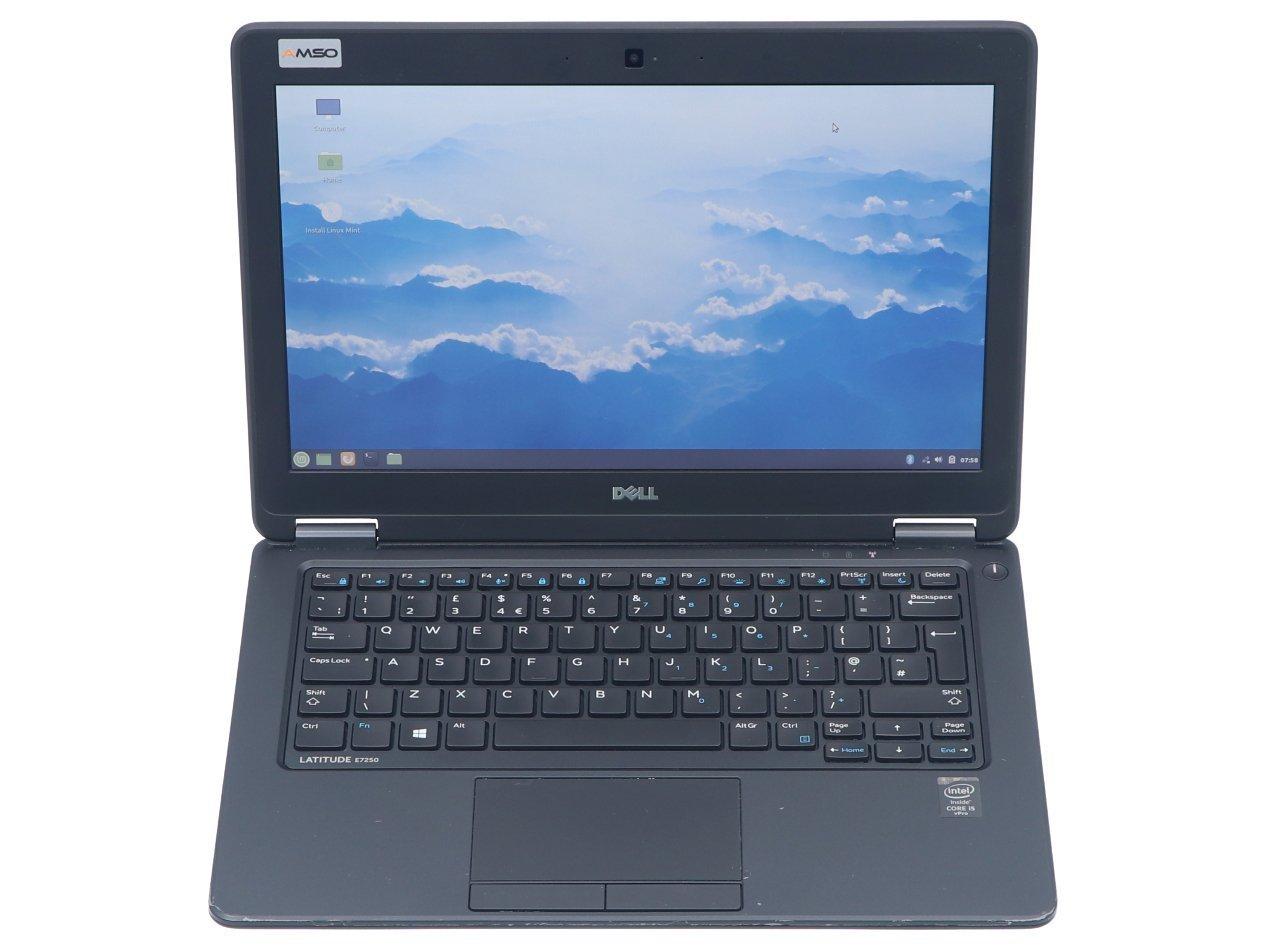 Dell Latitude E7250 i5-5300U 1366x768 Klasa A- S/N: F4KD462