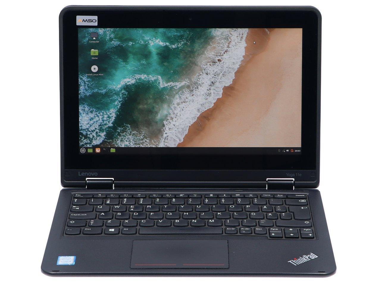 Hybrydowy Lenovo ThinkPad Yoga 11e 4th Gen i5-7200U 1366x768 Klasa A S/N: LR099XF9
