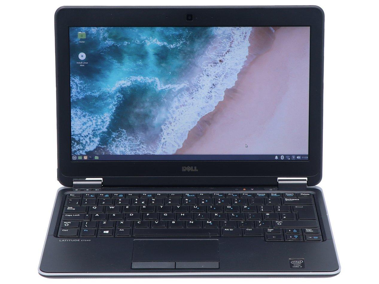 Dell Latitude E7240 Intel i7-4600U 1366x768 Klasa A S/N: 8RDFVZ1