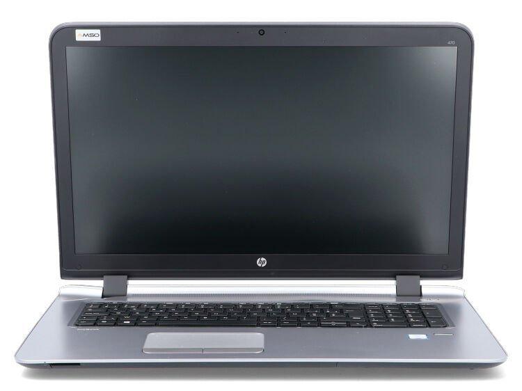 HP ProBook 470 G3 i5-6200U 8GB NOWY DYSK 240GB SSD 1600x900 AMD Radeon R7 M260 Klasa B L21 Windows 10 Home