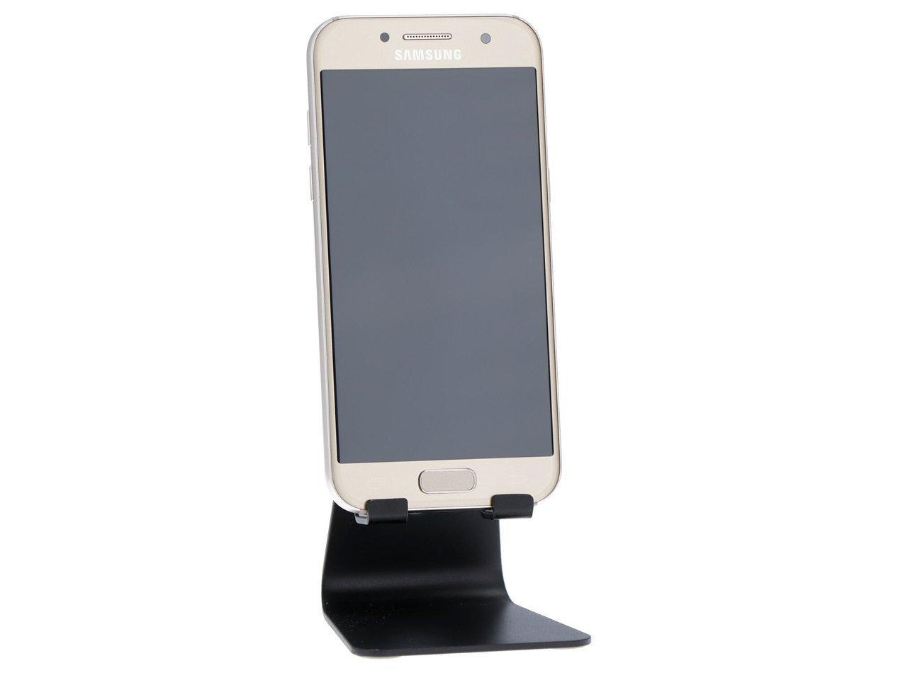Samsung Galaxy A3 2017 2GB 16GB 720x1280 Gold Powystawowy S/N: RF8K513HDBF