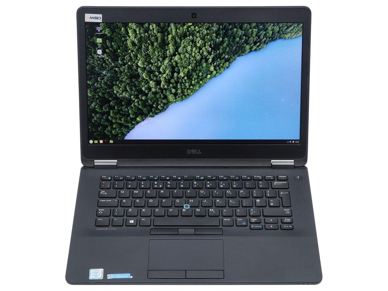 Dell Latitude E7470 i7-6600U 1920x1080 Klasa A- S/N: 6XK8NC2