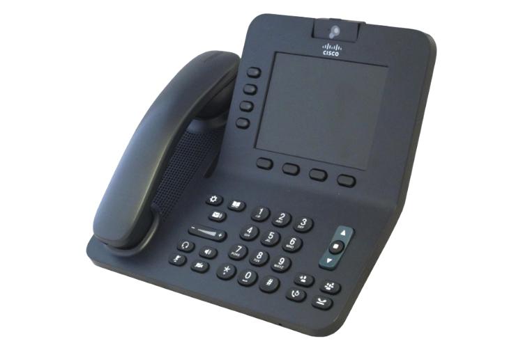 Telefon Stacjonarny VoIP Cisco Unified IP Phone CP-8945 Kamera