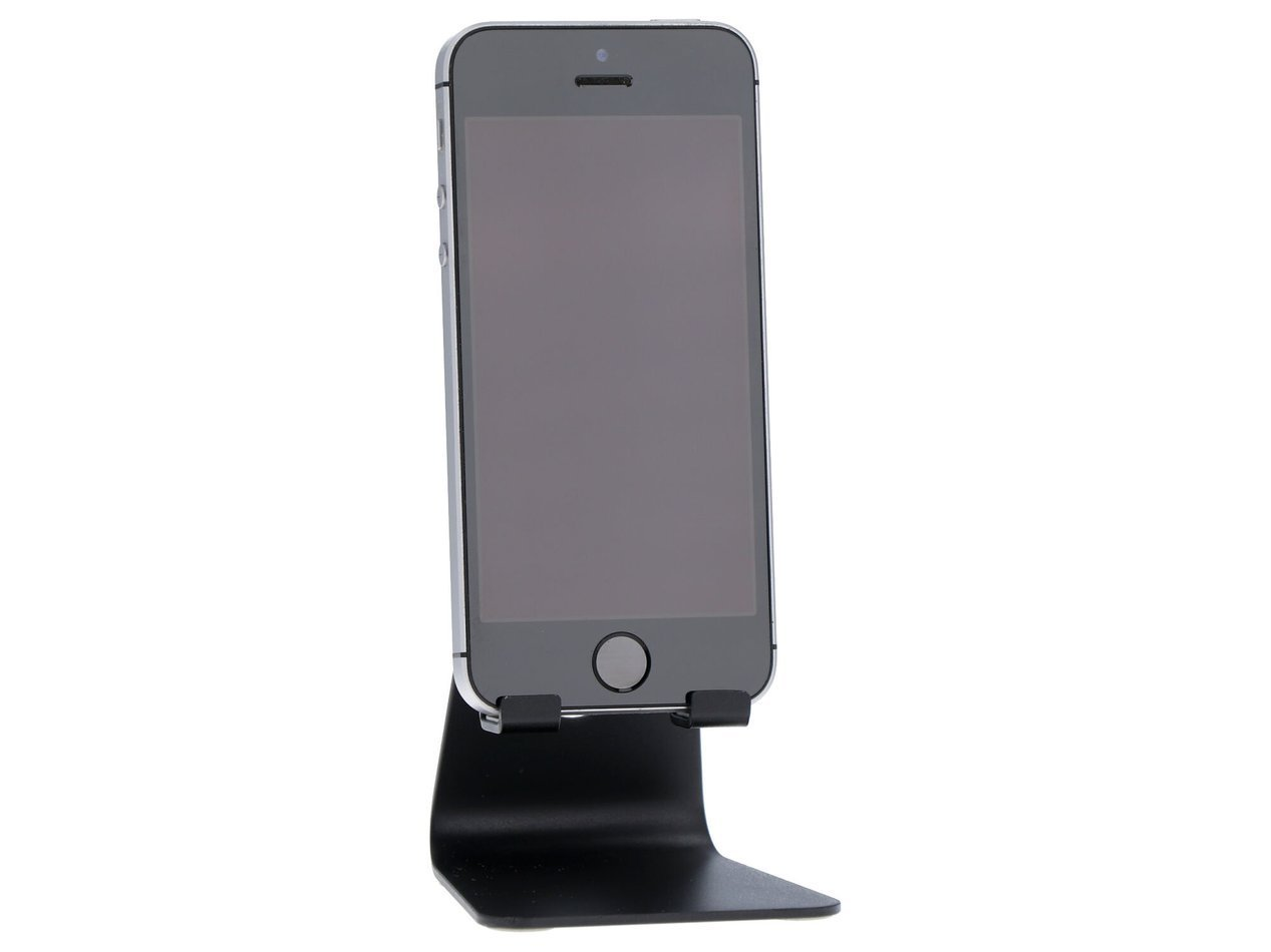 APPLE iPhone SE A1723 32GB LTE Retina Powystawowy Space Gray S/N: DX3X6YV1HTVL
