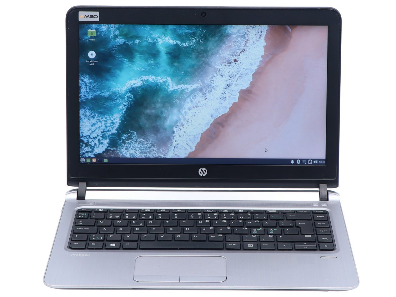 HP ProBook 430 G3 i3-6100U 13,3