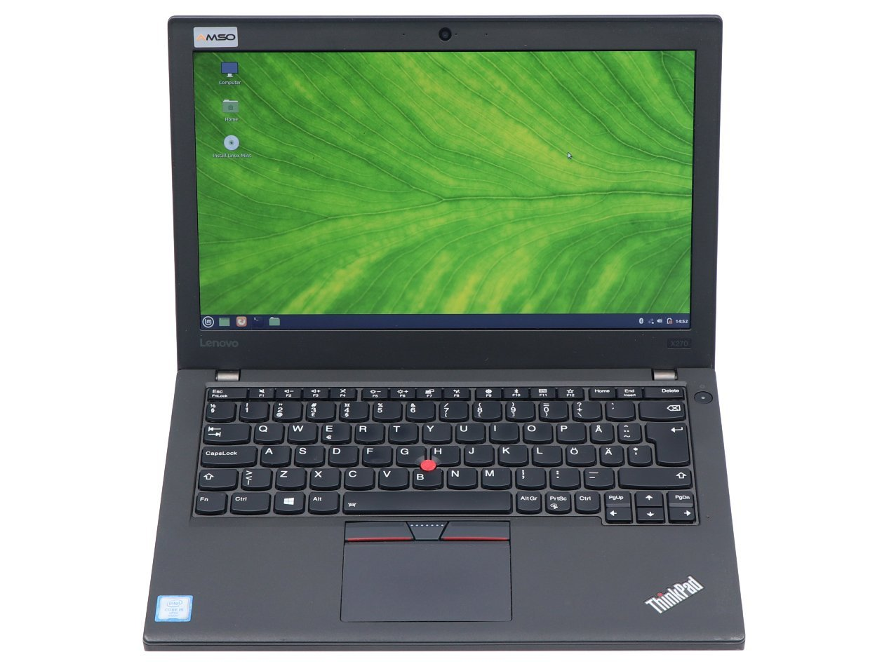 Lenovo ThinkPad X270 i5-6300U 1366x768 Klasa A- S/N: PC0SP409