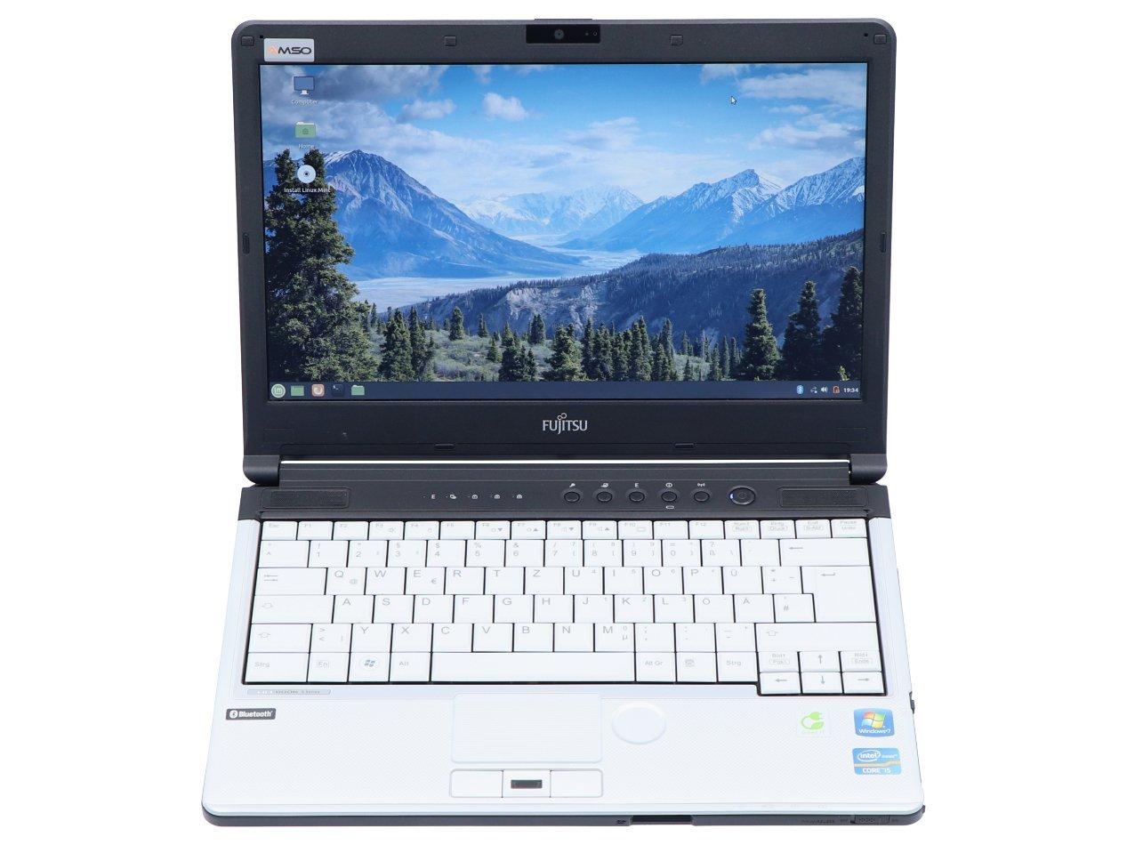 Fujitsu LifeBook S761 i5-2520M 1366x768 13,3