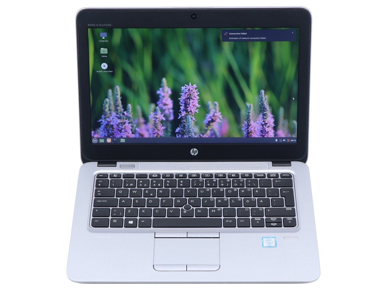 HP EliteBook 820 G3 i5-6300U 12,5