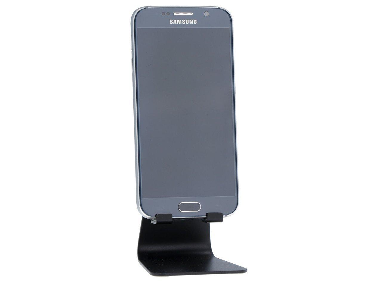 Samsung Galaxy S6 SM-G920F 3GB 32GB 1440x2560 Black Onyx Klasa A- S/N: RF8GA1H6XDK