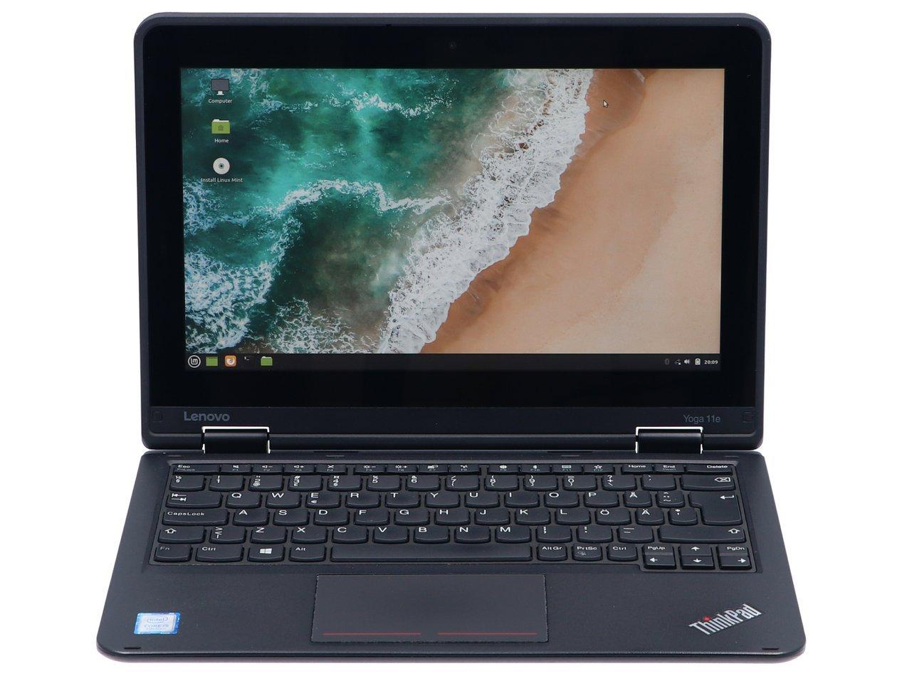 Hybrydowy Lenovo ThinkPad Yoga 11e 4th Gen i5-7200U 1366x768 Klasa A S/N: LR099RRP
