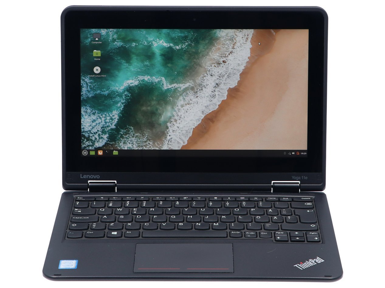 Hybrydowy Lenovo ThinkPad Yoga 11e 4th Gen i5-7200U 1366x768 Klasa A S/N: LR099X8S