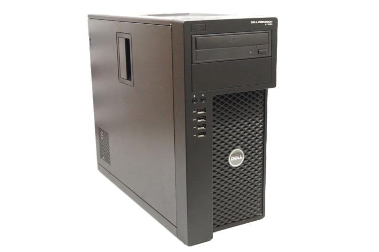 Dell Precision T1700 E3-1270v3 3.5GHz 16GB 500GB +120SSD DVD NVS Windows 10 Professional PL