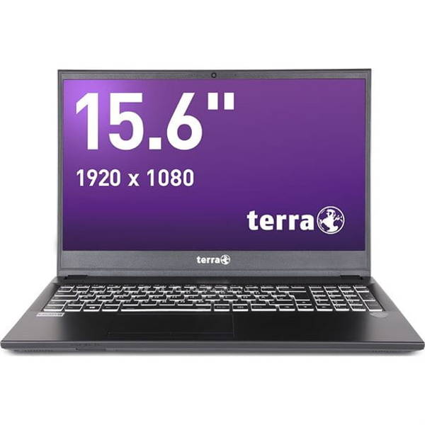 Nowy Laptop Wortmann AG Terra Mobile 1516 i3-10110U 4GB 240GB SSD 1920x1080 Windows 10 Professional