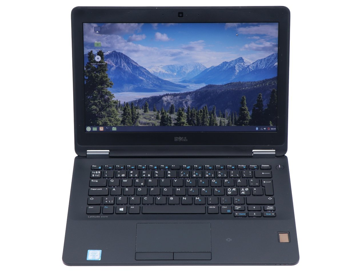 Dell Latitude E7270 i7-6600U 1366x768 Klasa A- S/N: G2G7RF2