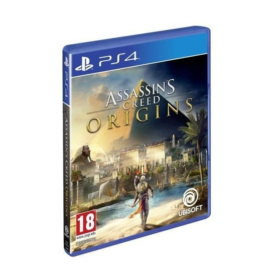 Gra Assassin's Creed Origins PCSH (PS4)